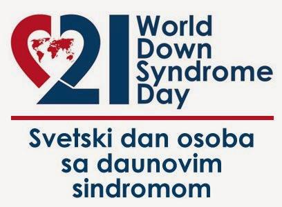 Obilježavanje 21. marta svjetskog dana osoba sa Downovim sindromom